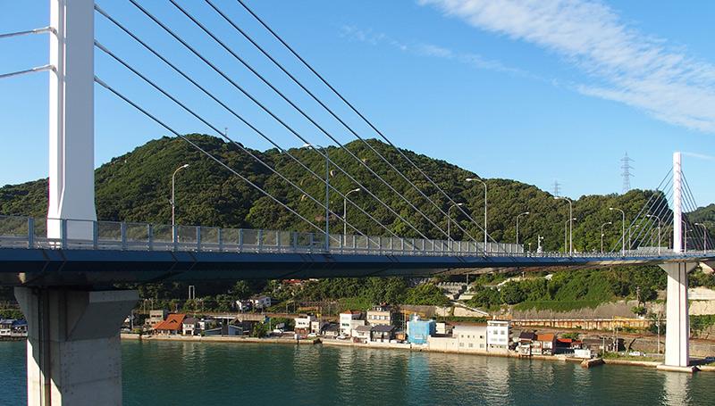 新尾道大橋(しんおのみちおおは...